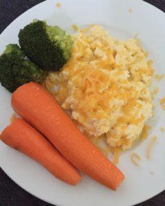 Formiddagssnack efter dagens frste strke klient kl67 g ost broccolihellip